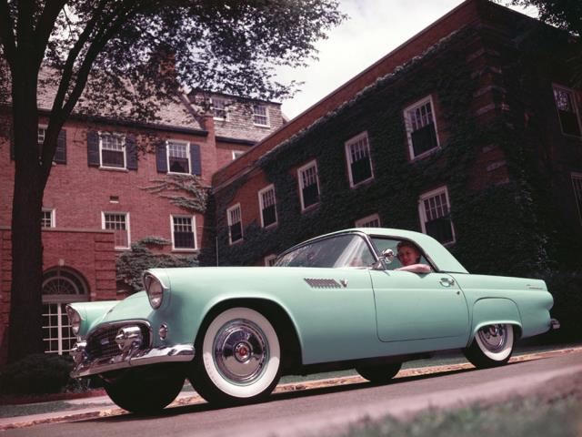 Coolest four door cars four door sedan hagerty articles for Ford motor company 10k 2016