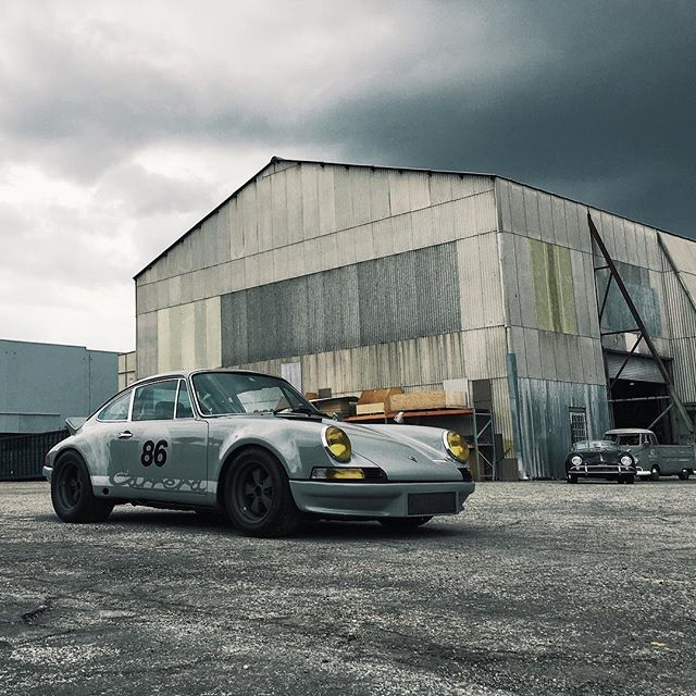 Luftgekühlt: Celebrating air-cooled Porsches thumbnail