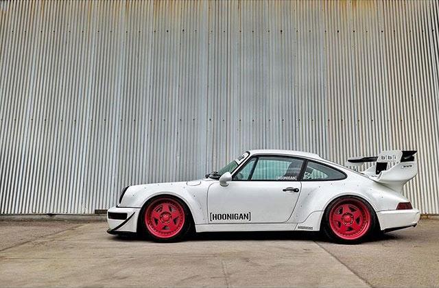 Porsche 911 brianscotto