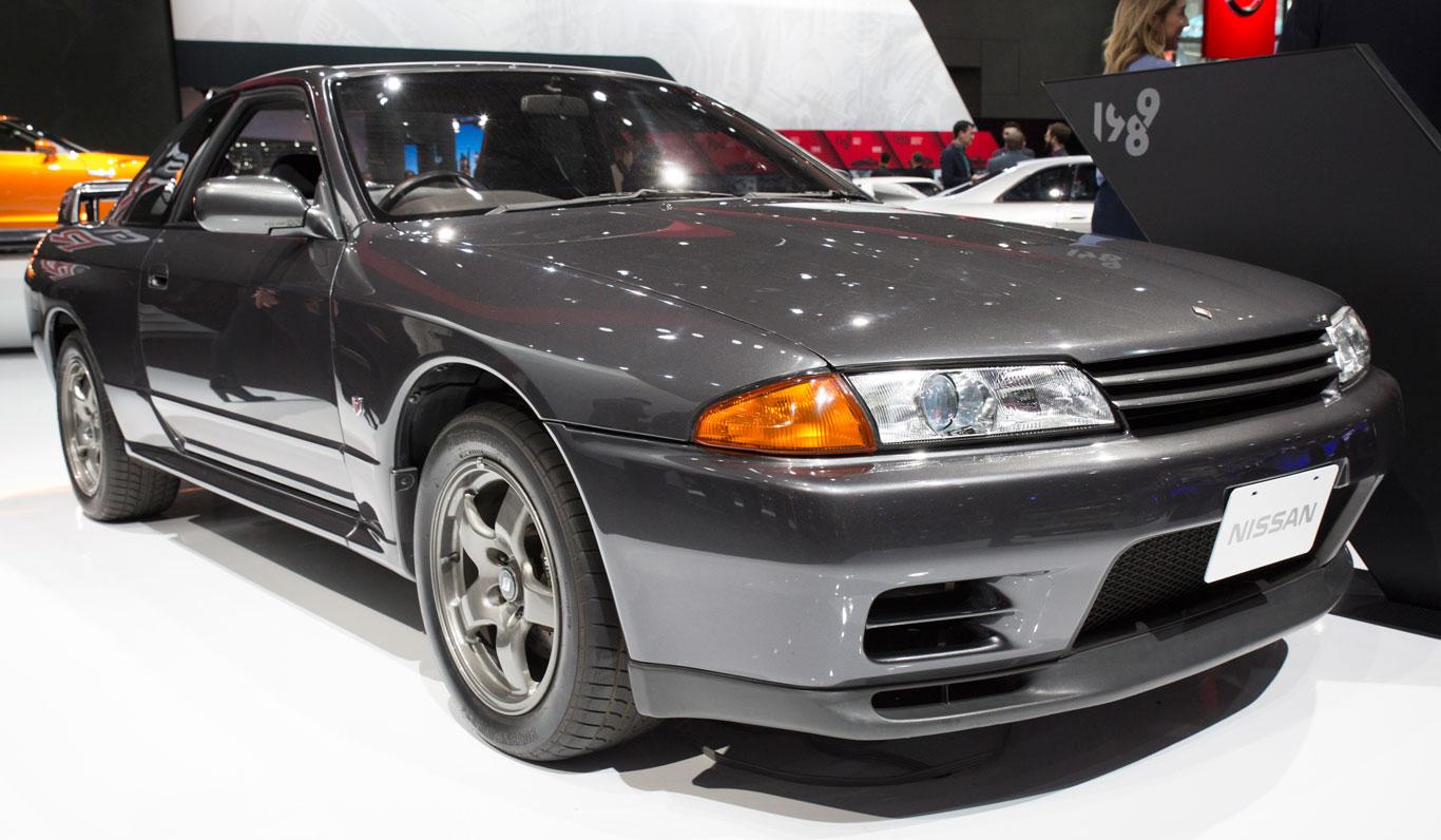 Is the Nissan Skyline the next Porsche 911? thumbnail