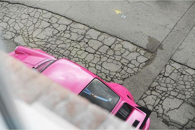 Porsche 911 speedmilk