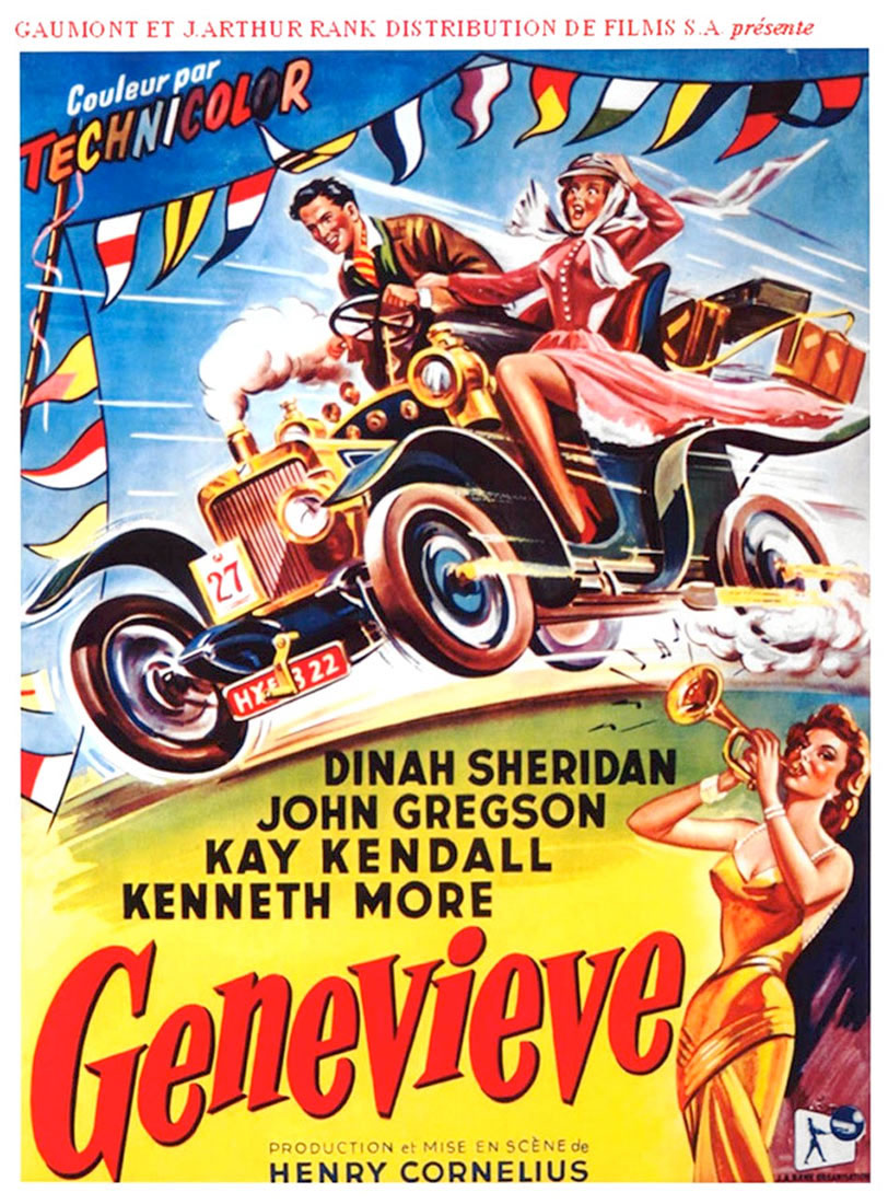 Unrestorable: Genevieve is the patron saint of classic cars thumbnail