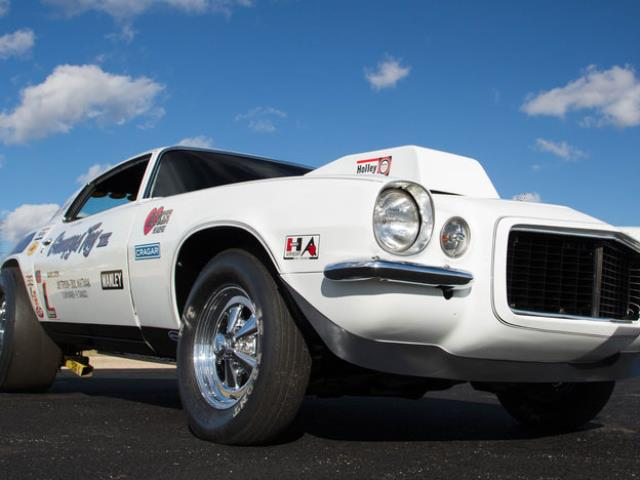Underappreciated 1970–73 Chevy Camaro Z/28s are a decent value