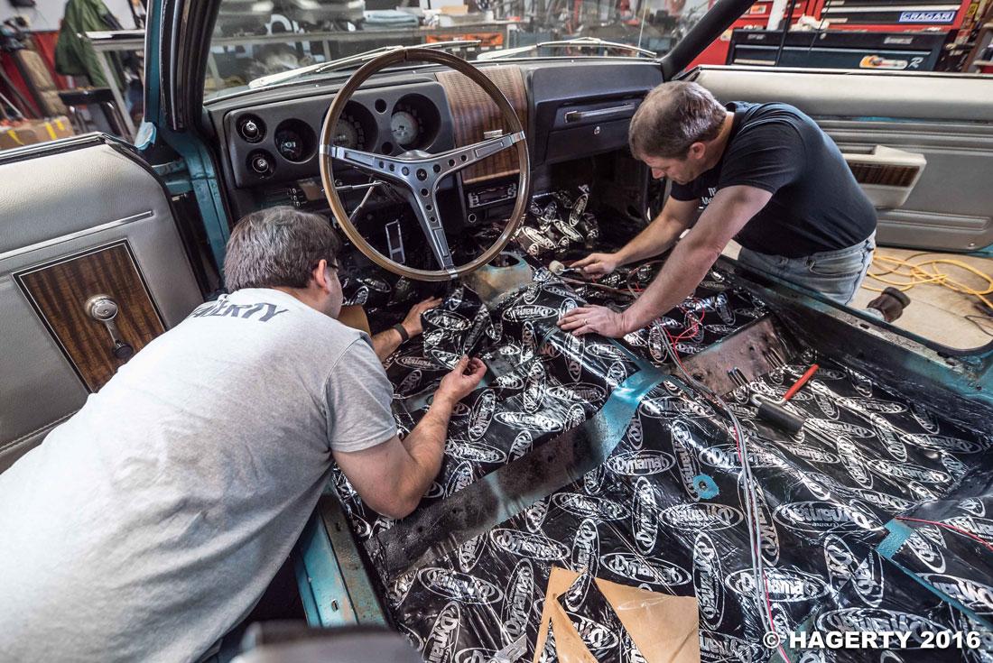 Carpet Removal & Installation