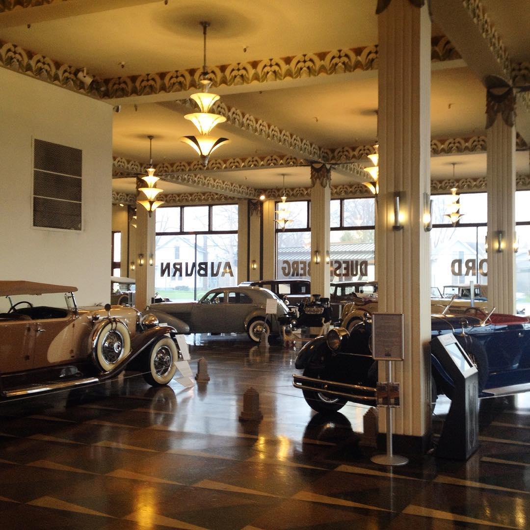 Auburn Cord Museum
