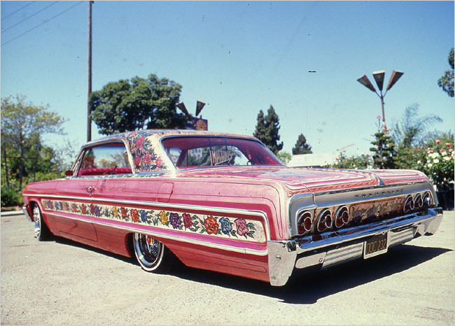 Lowriders' beauty reaches sky-high thumbnail