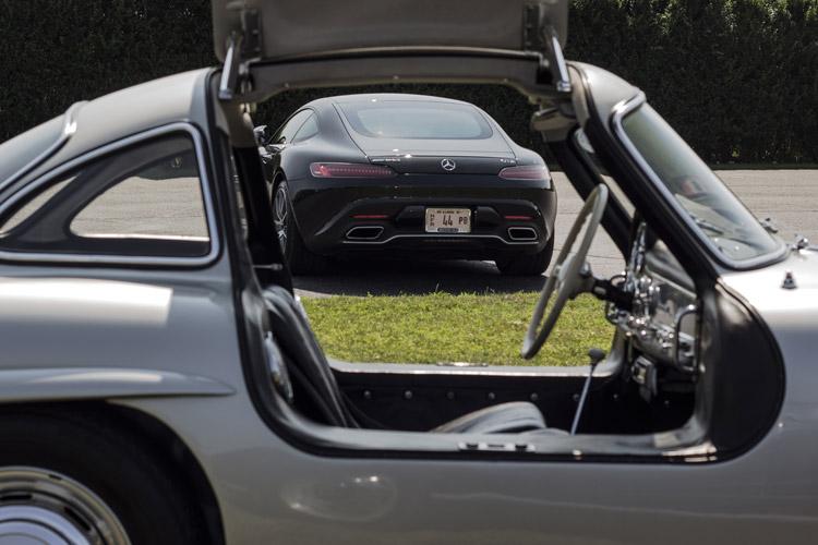 Mercedes-Benz Gullwing