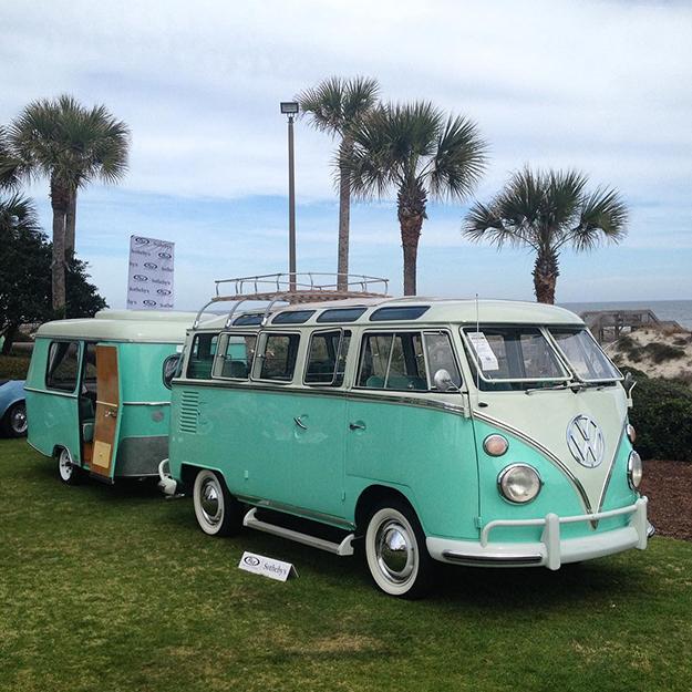 1963 Volkswagen Type 2 Super Deluxe Microbus