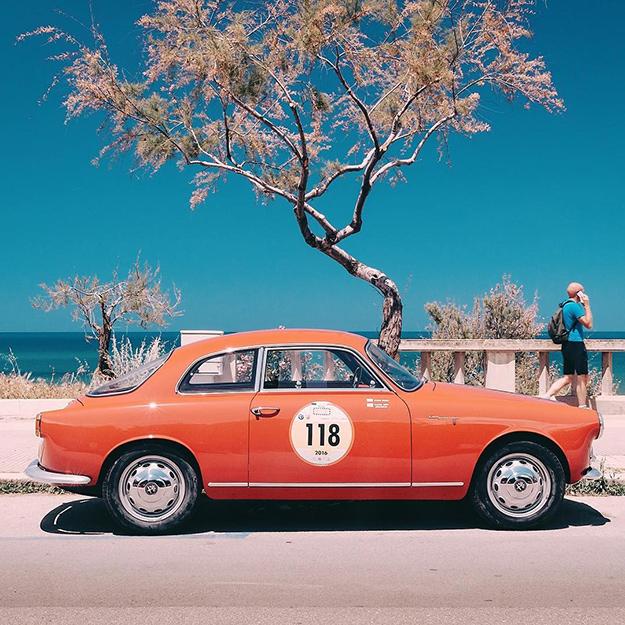 1960s Alfa Romeo Giulietta