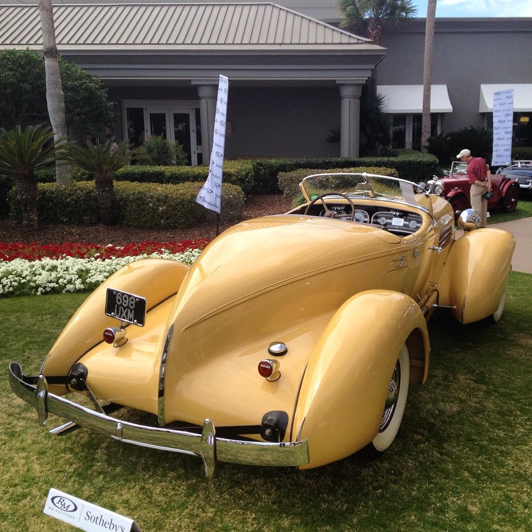 1935 Auburn Eight Speedster