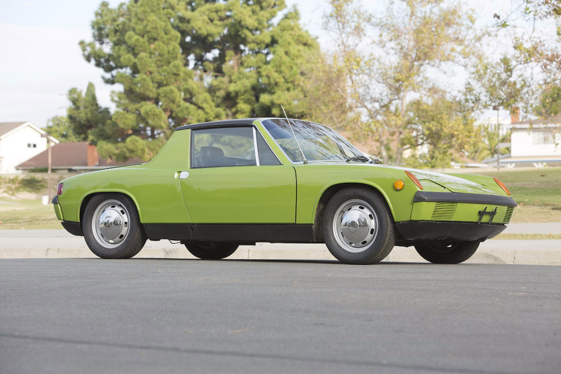 The Porsche 914, in short supply but not yet treasured thumbnail