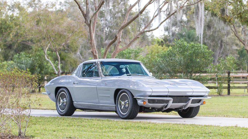 1963 Chevrolet Corvette (Mecum)