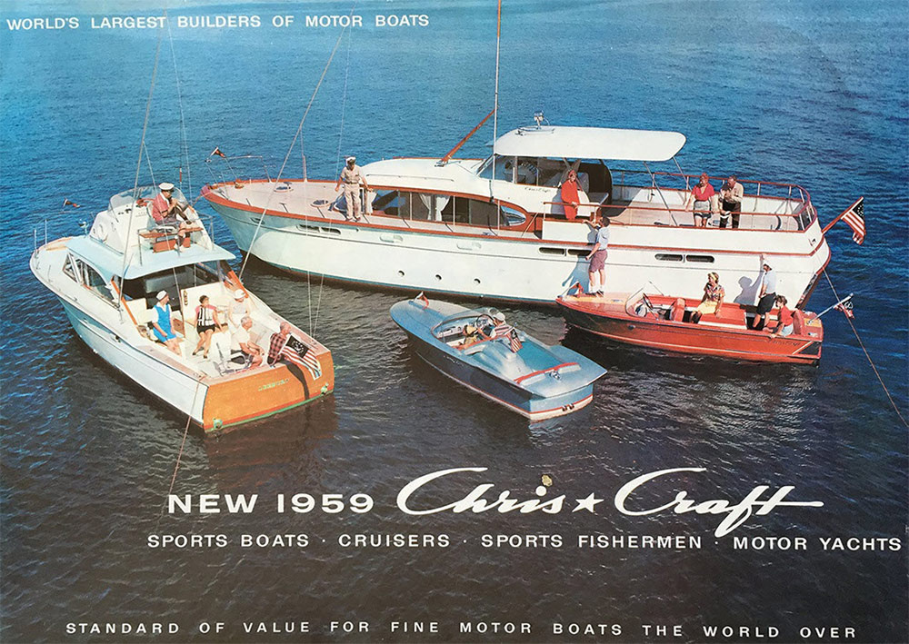 My Chris-Craft boyhood dream brought to life thumbnail