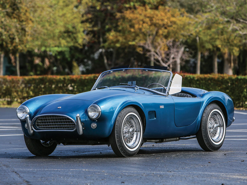 Classic Classified:1964 Shelby Cobra 289 thumbnail