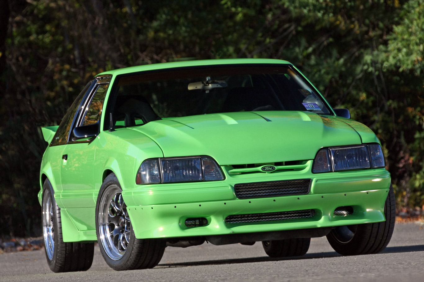 Is the Fox-body Mustang the new Deuce Coupe? thumbnail