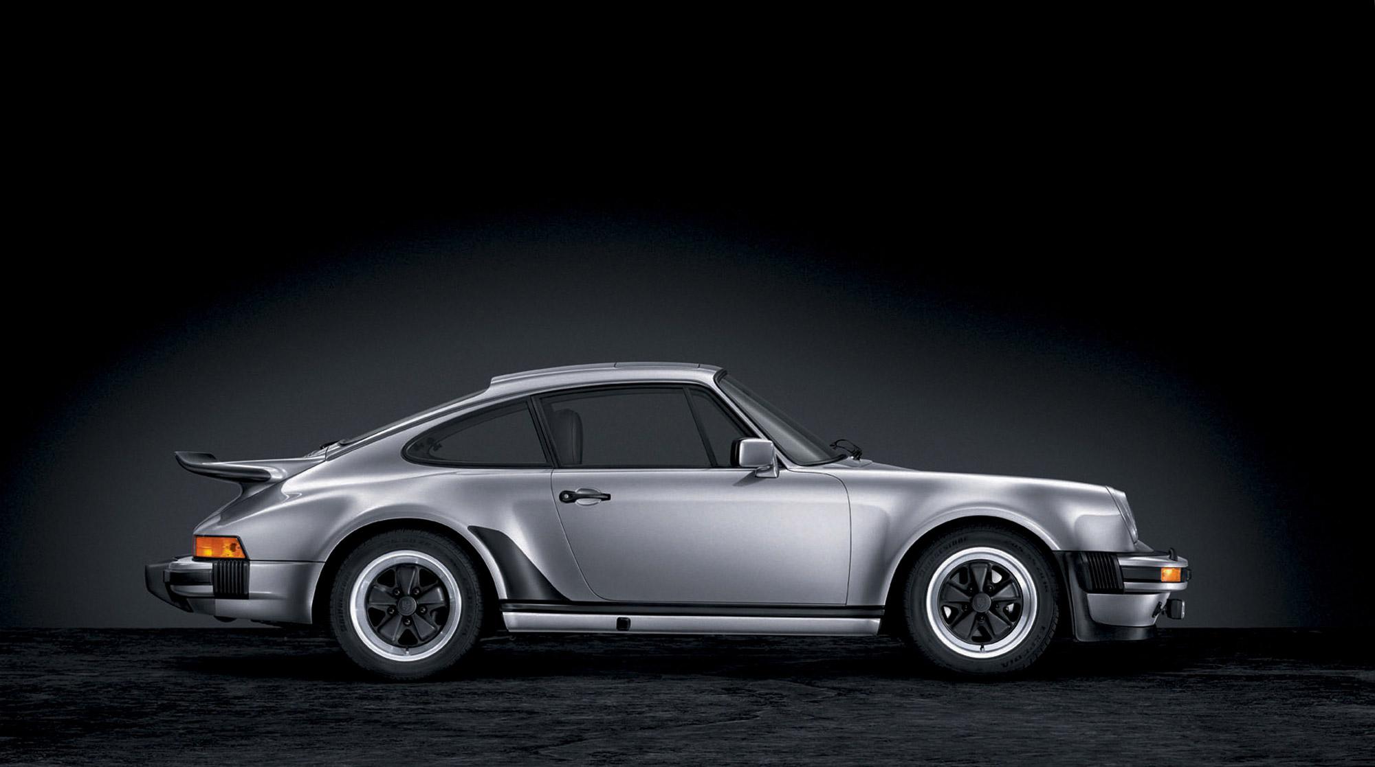 1975 911 Turbo