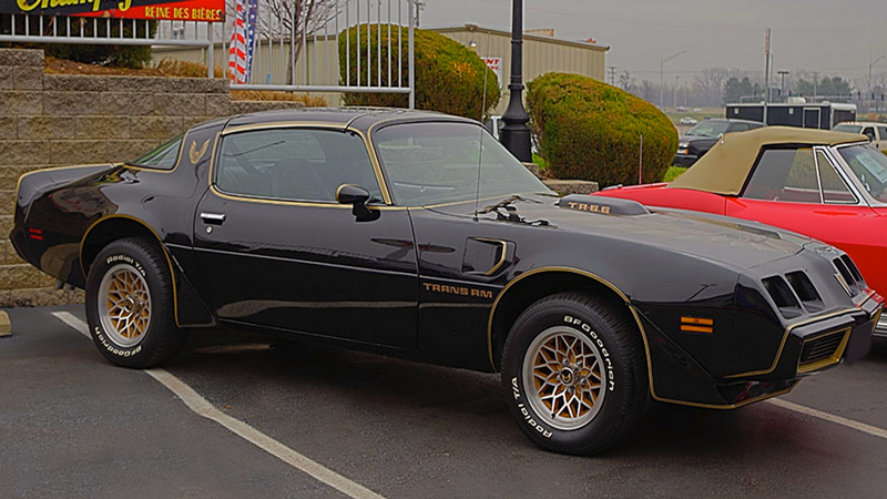 Classic Classified: 1979 Pontiac Trans Am Y84 thumbnail