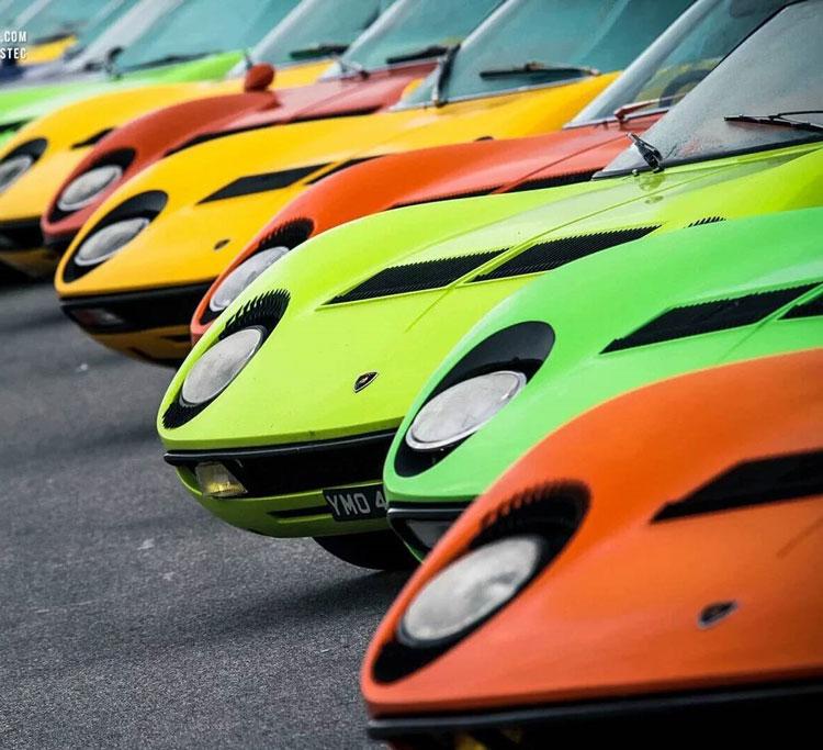 Lamborghini Miuras