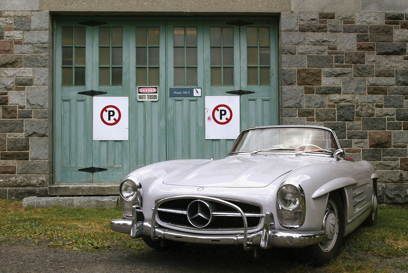 The Trudeau 300SL is a family heirloom like no other