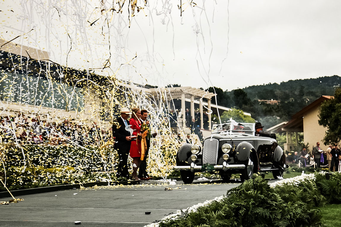 First time's a charm for Pebble Beach Concours winner thumbnail