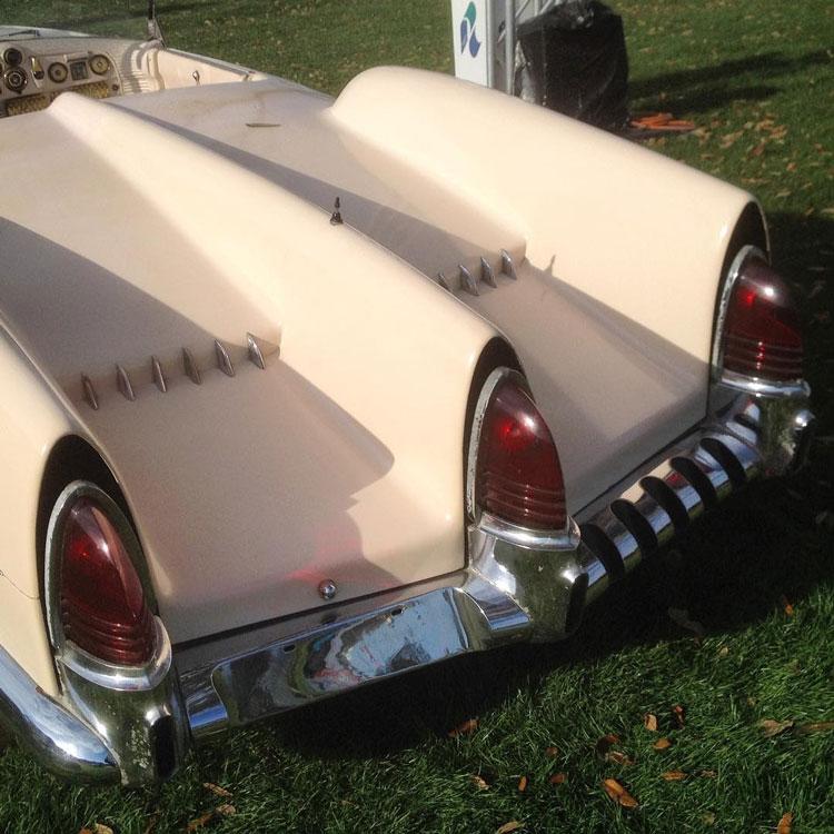 1953 Studebaker Manta Ray concept car