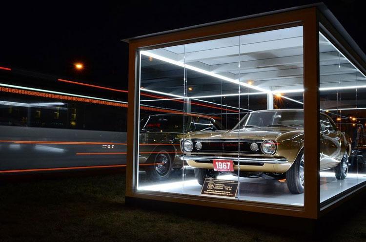 1967 Chevrolet Camaro No. 1