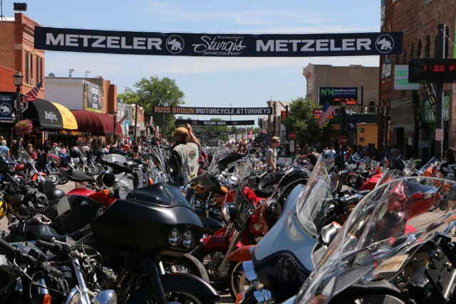 Sturgis Motorcycle Rally is tamer, still not a family destination  thumbnail
