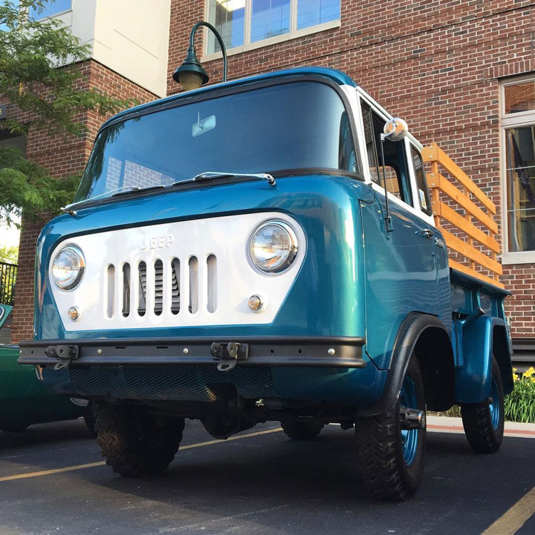 1960 Willys Jeep FC-150