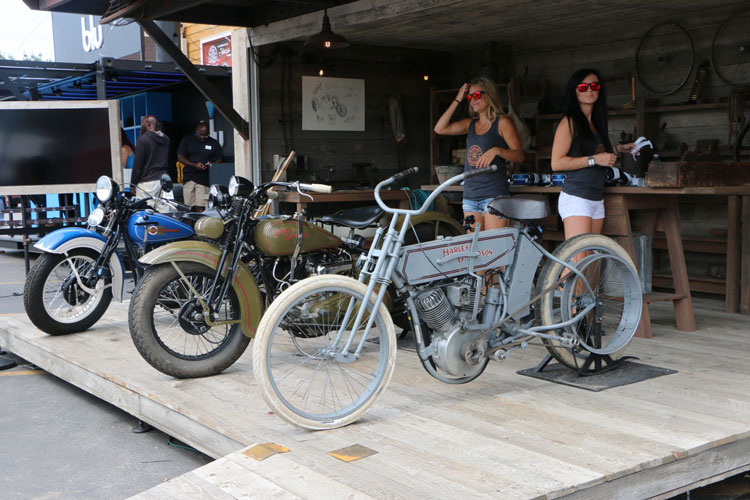 1909 Harley-Davidson 5-D