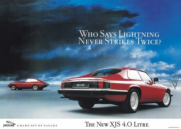1990 Jaguar XJ-S