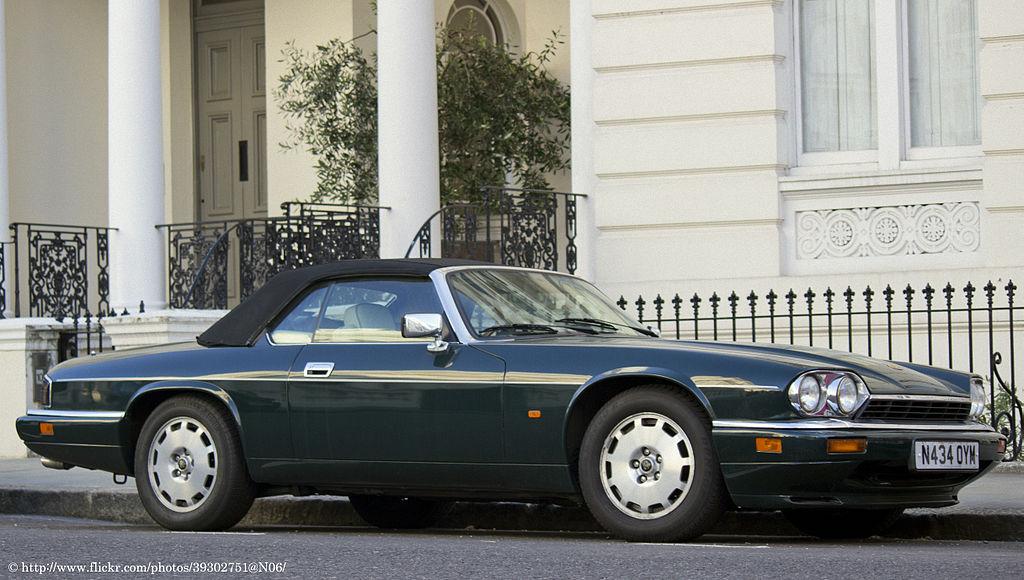 Why isn't the Jaguar XJ-S worth more? thumbnail