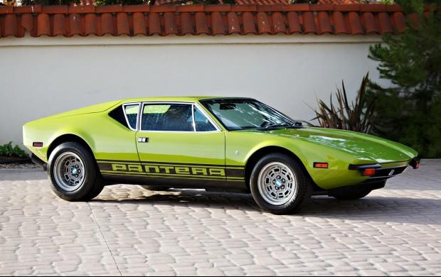 1971 DeTomaso Pantera