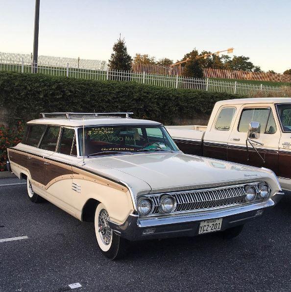 1964 Mercury Colony Park wagon