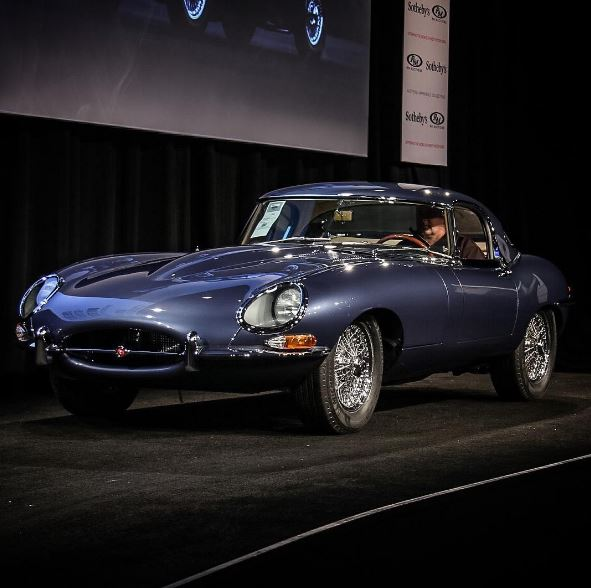 1965 Jaguar E-Type Series 1