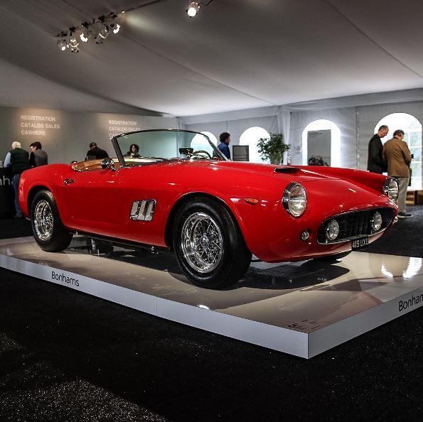 1960 Ferrari 250 GT Spider