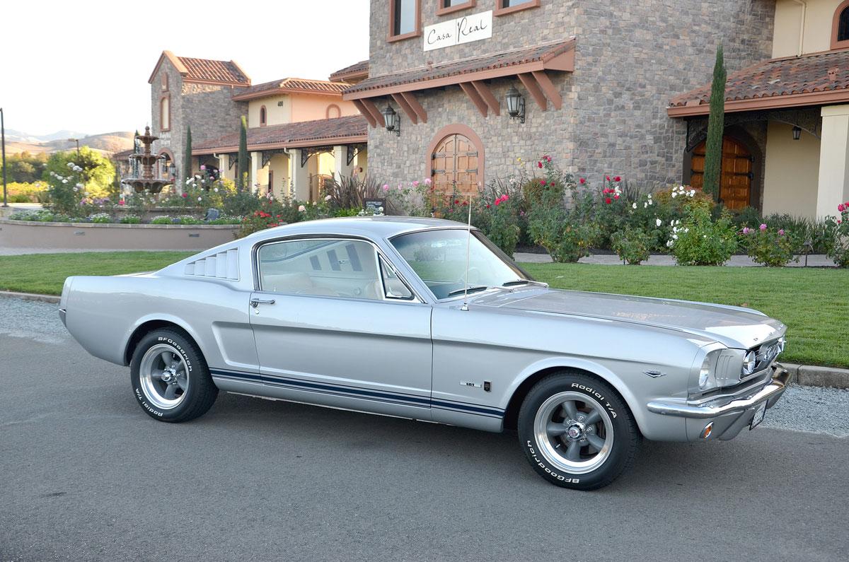 T5: German for Mustang thumbnail