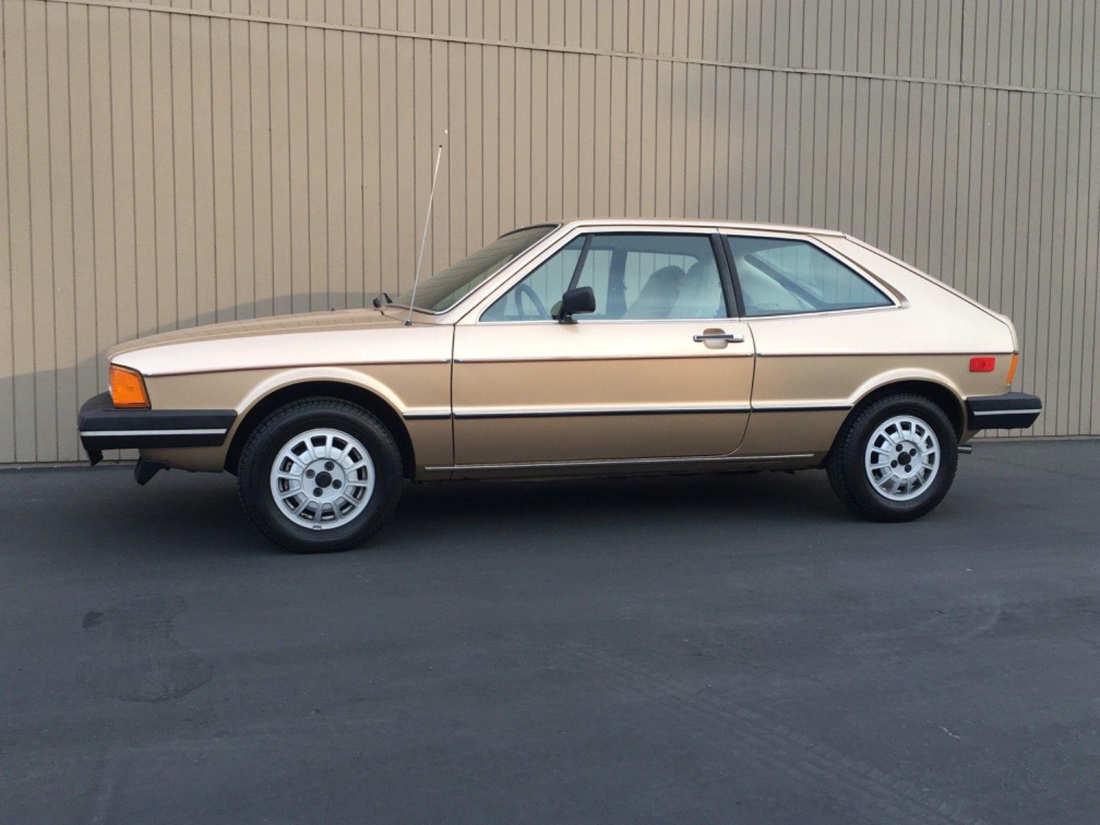 1978 Volkswagen Scirocco profile