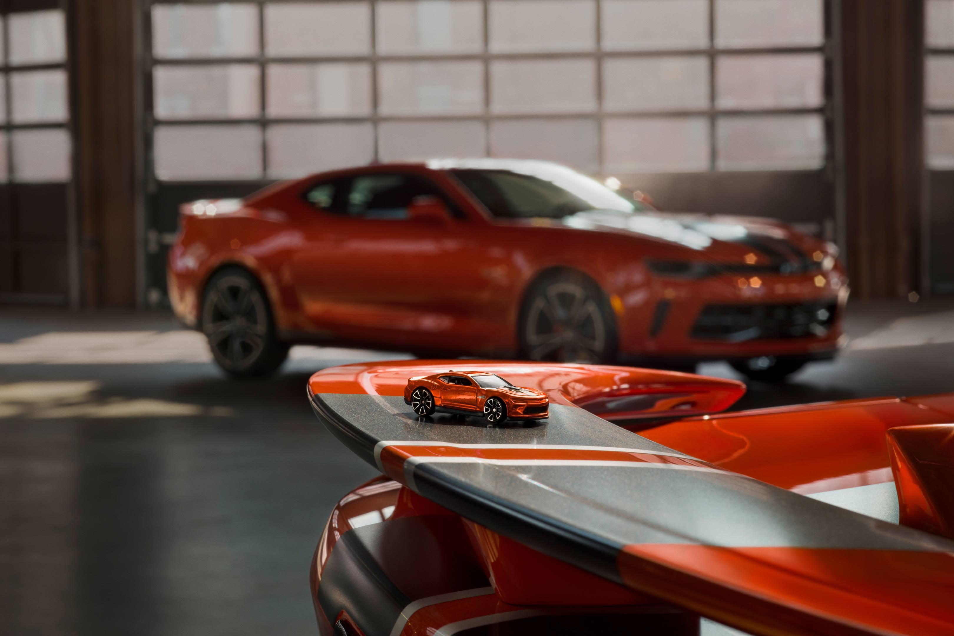 2017 SEMA Chevrolet Hot Wheels Camaro toy