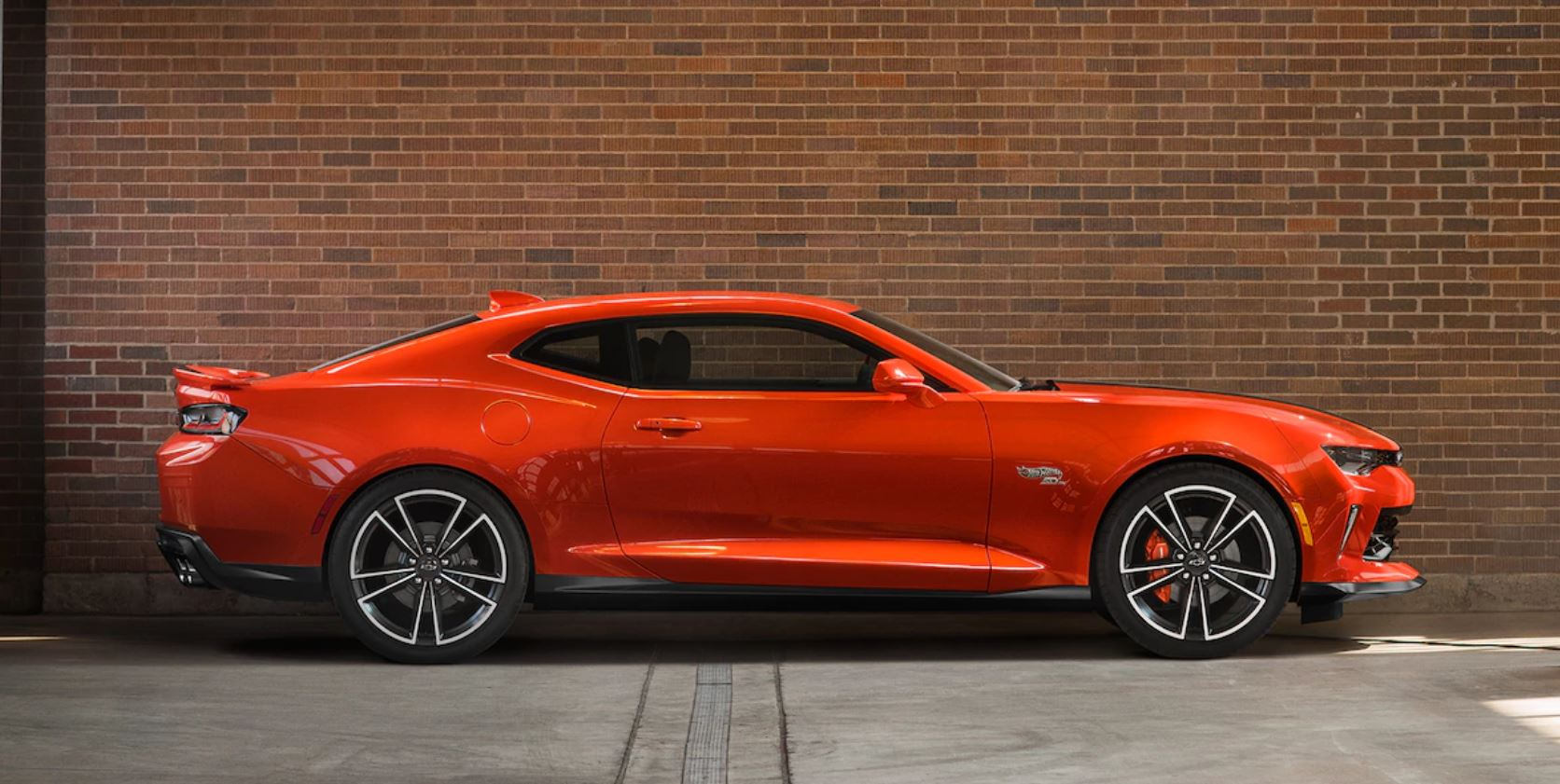 2017 SEMA Chevrolet Hot Wheels Camaro profile
