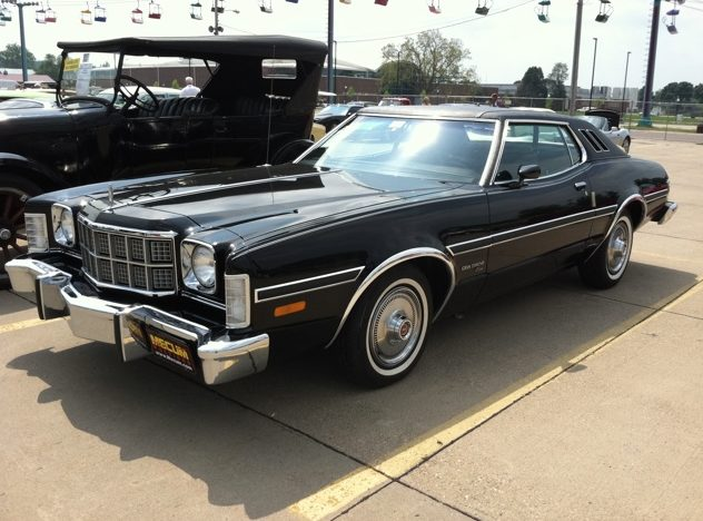 1974 ford gran torino elite