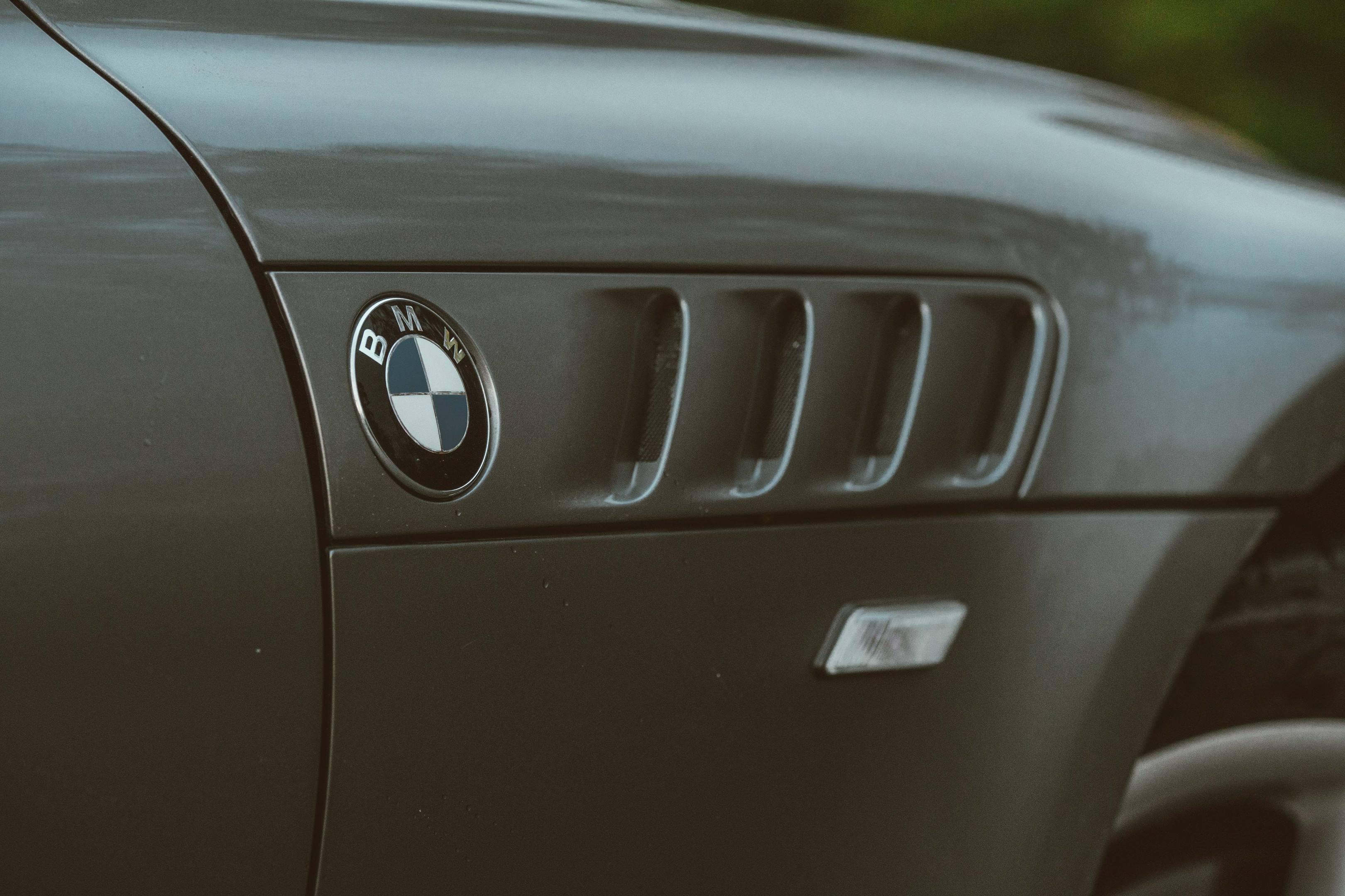 2001 BMW Z3 detail