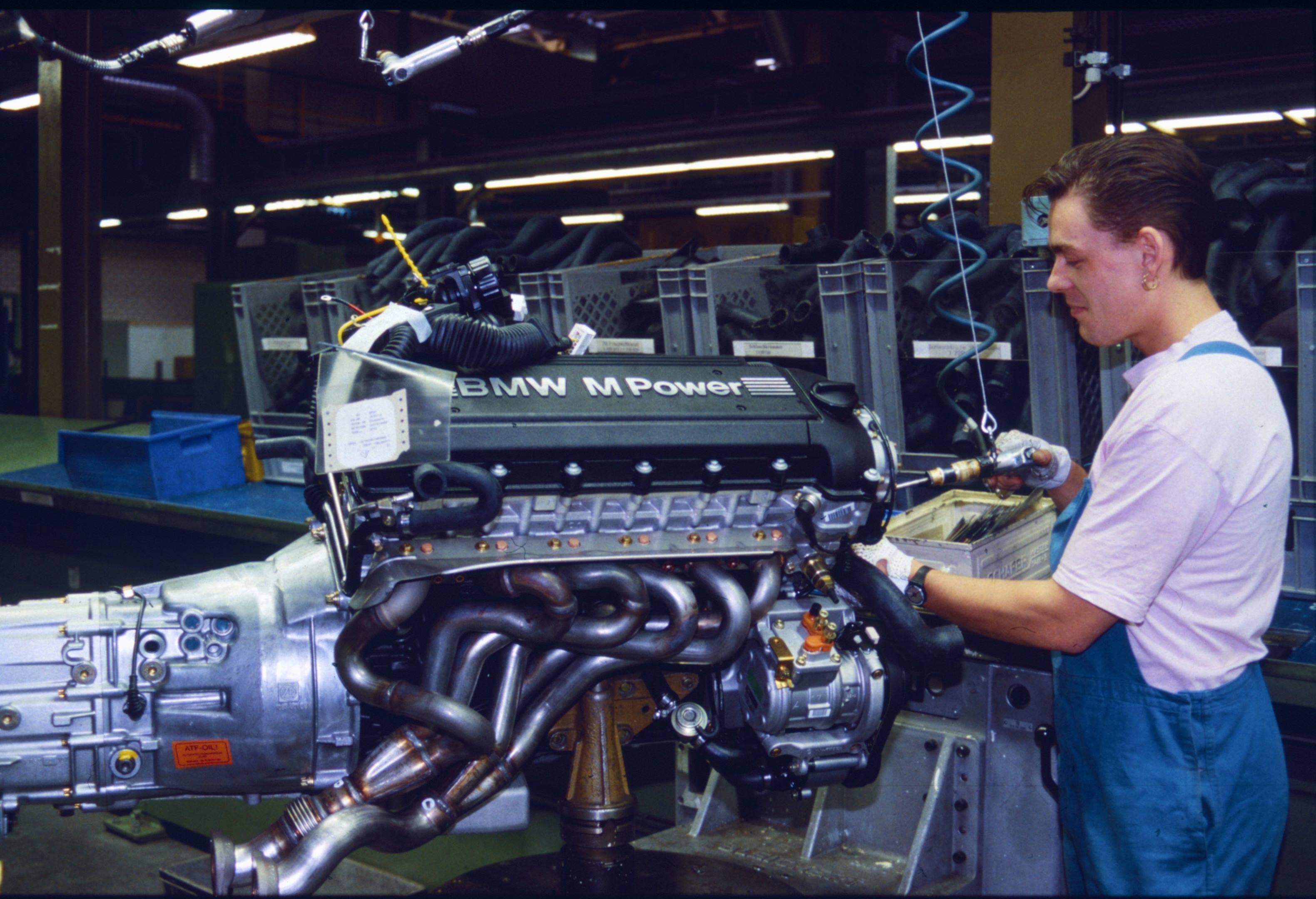 E36 M3 engine