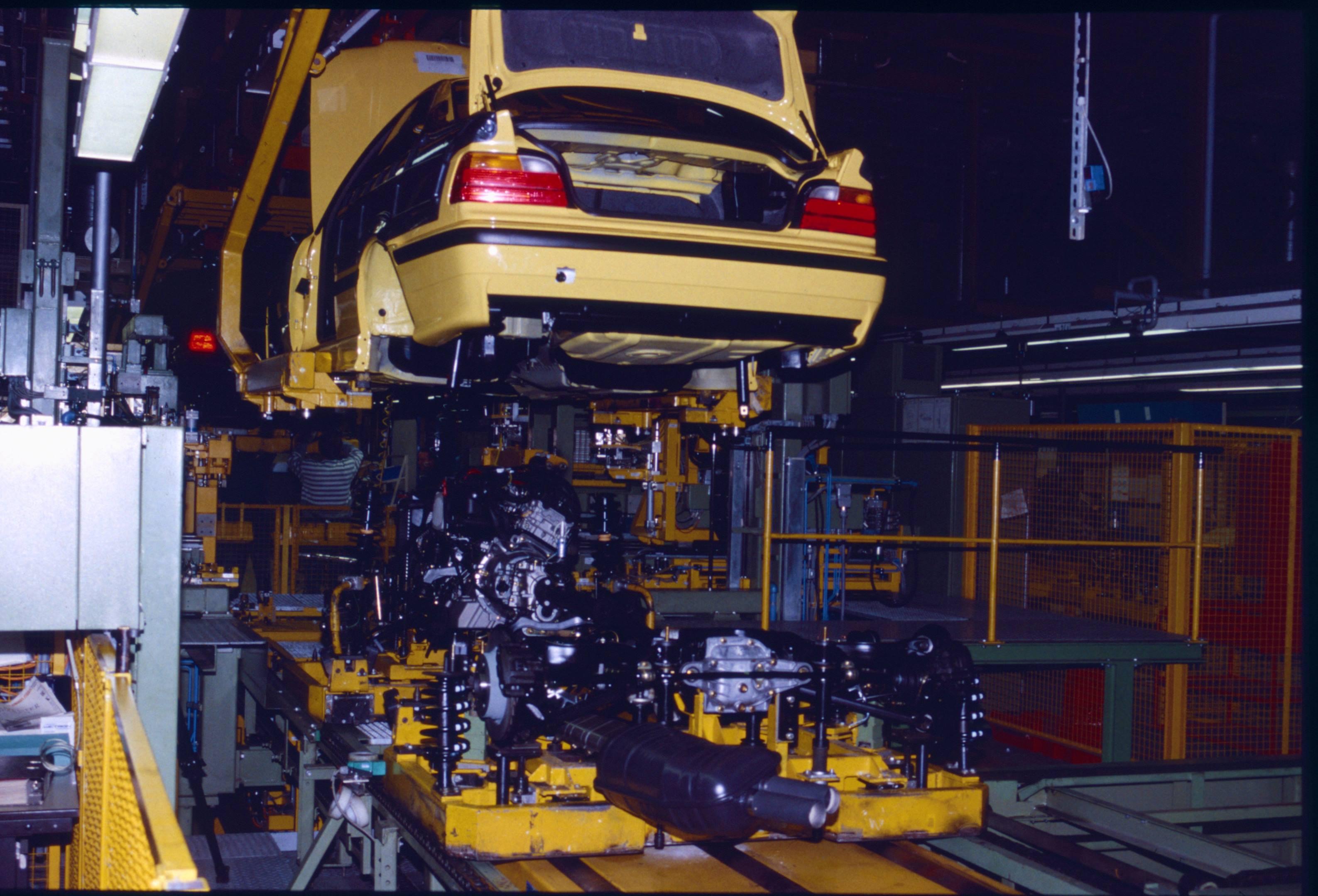 Canadian BMW E36 M3