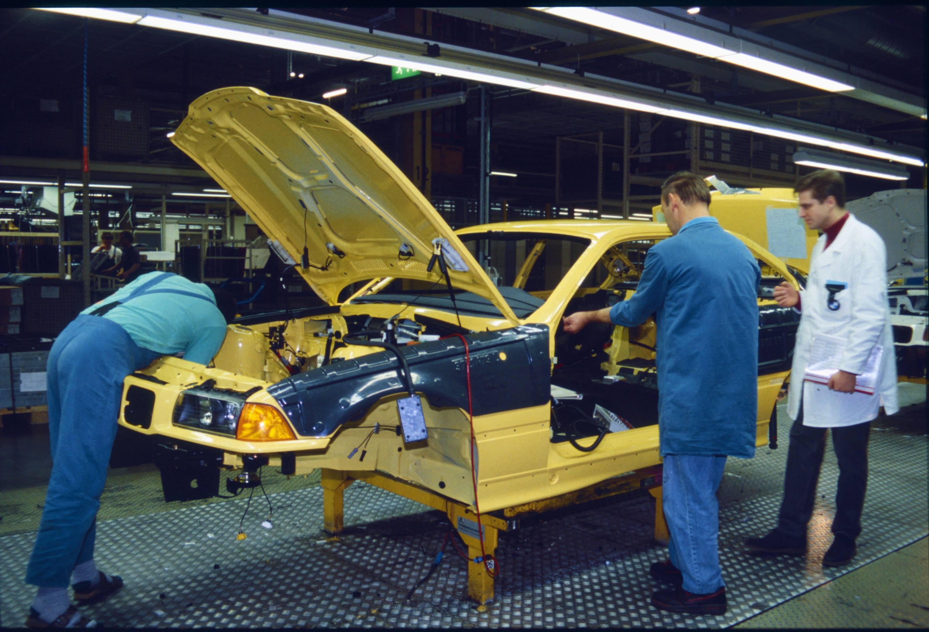 Canadian BMW M3