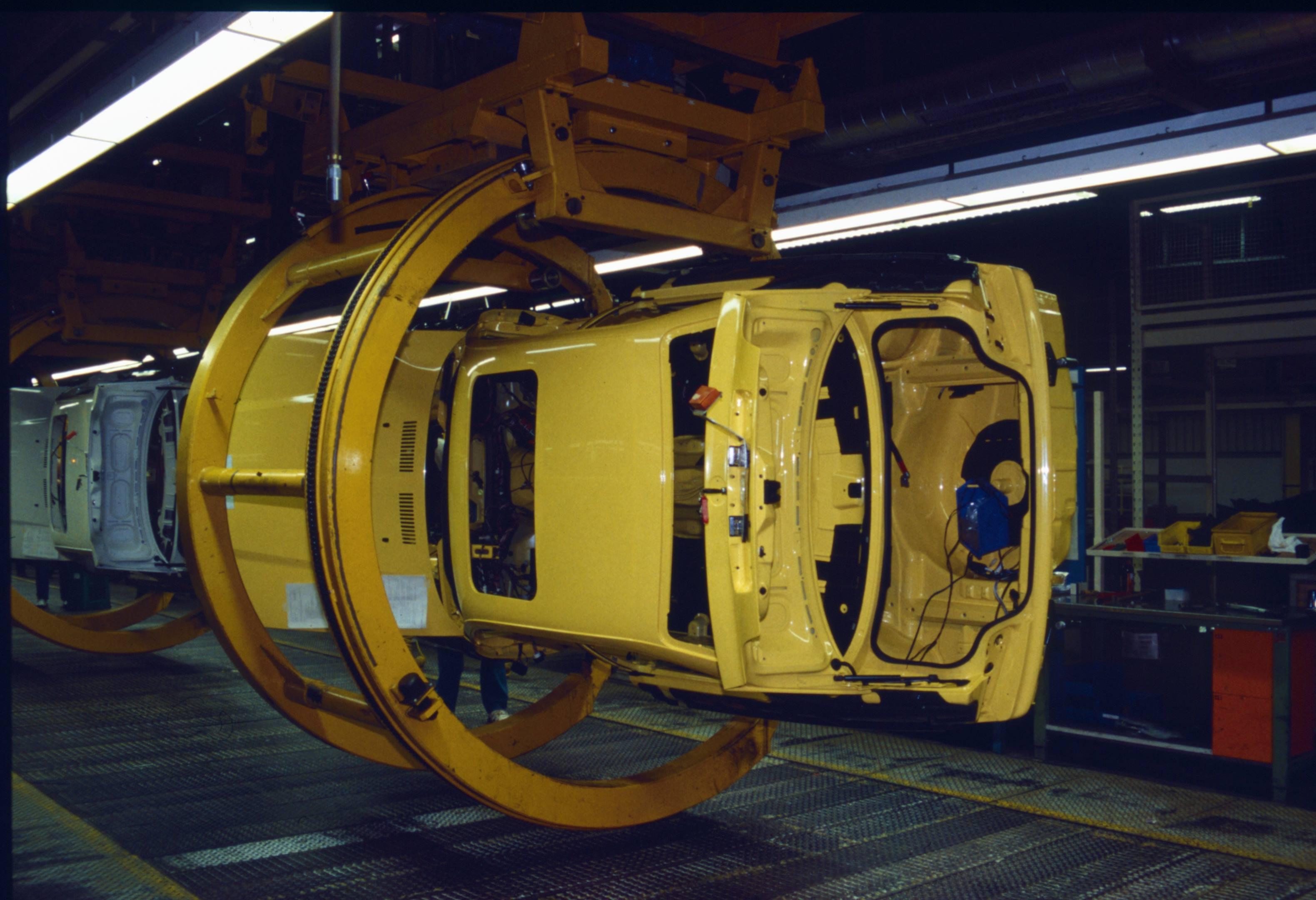 Canadian E36 M3 Production