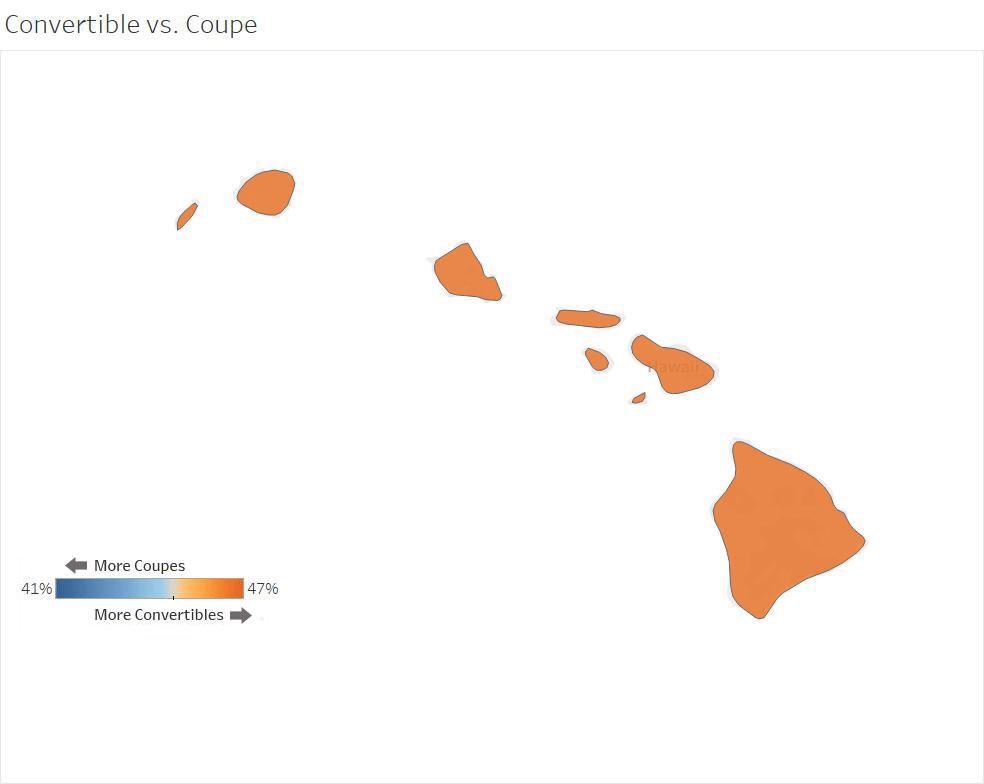 hagerty coupe vs convertible hawaii map
