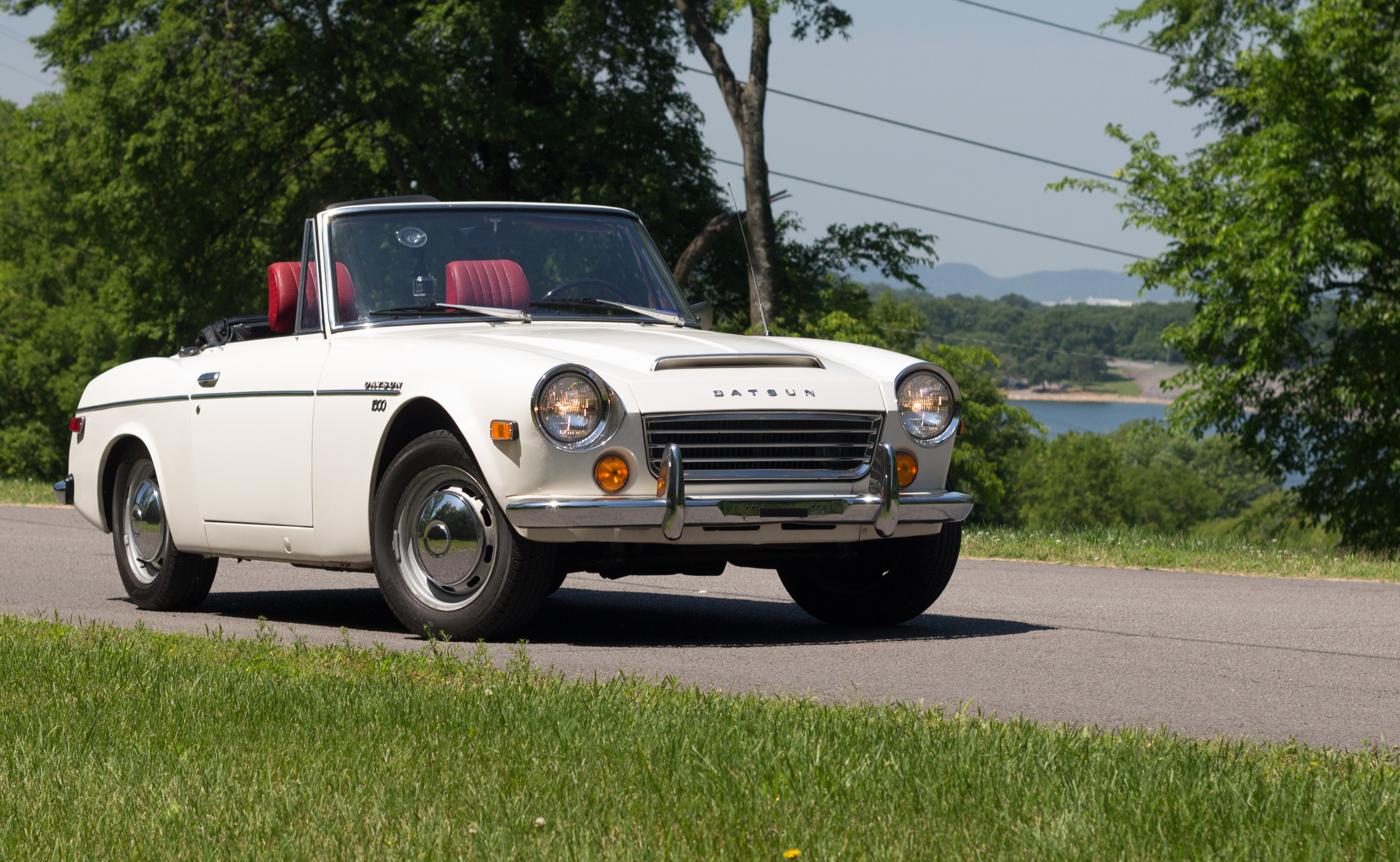 Yes, you should drive the heck out of a classic Japanese roadster thumbnail