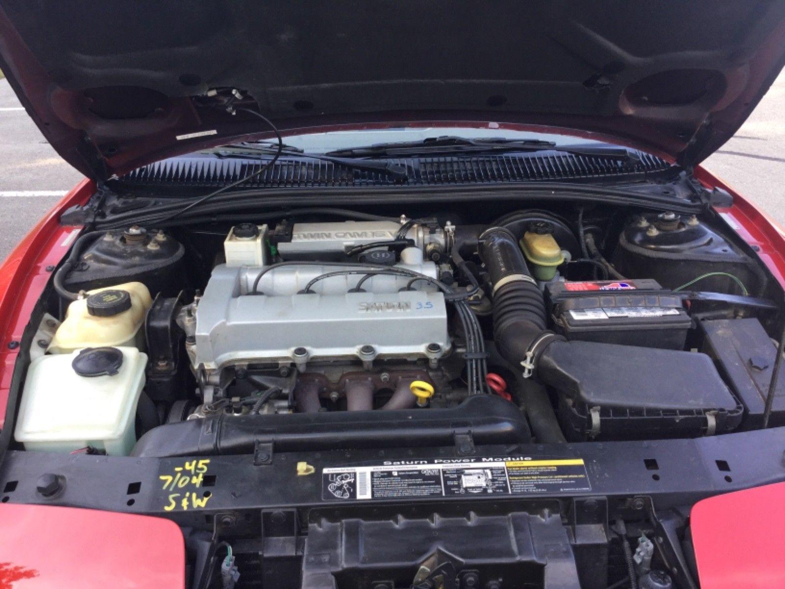 1992 Saturn SC2 engine