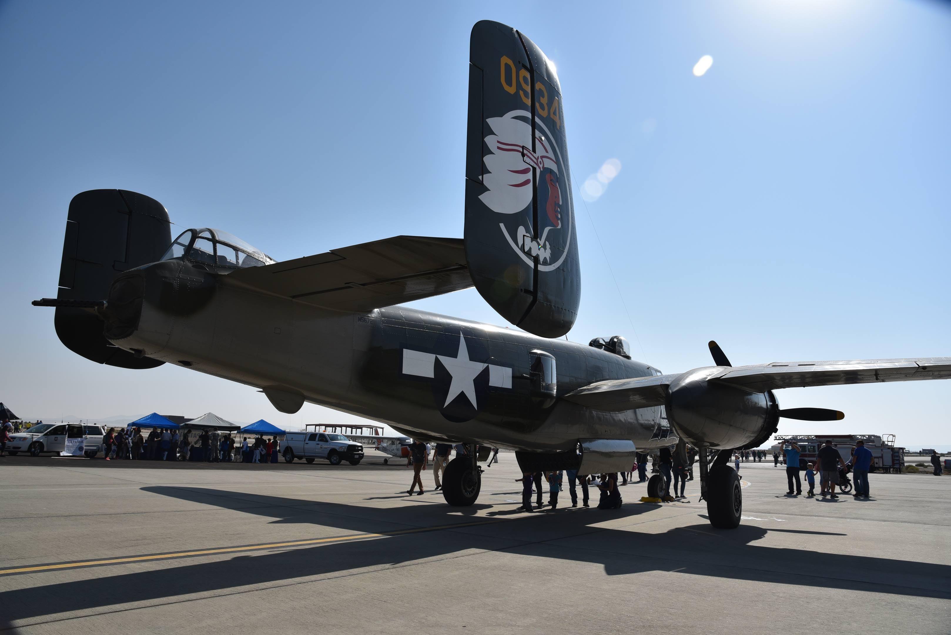 north american b-25 mitchell 0934 betty's dream