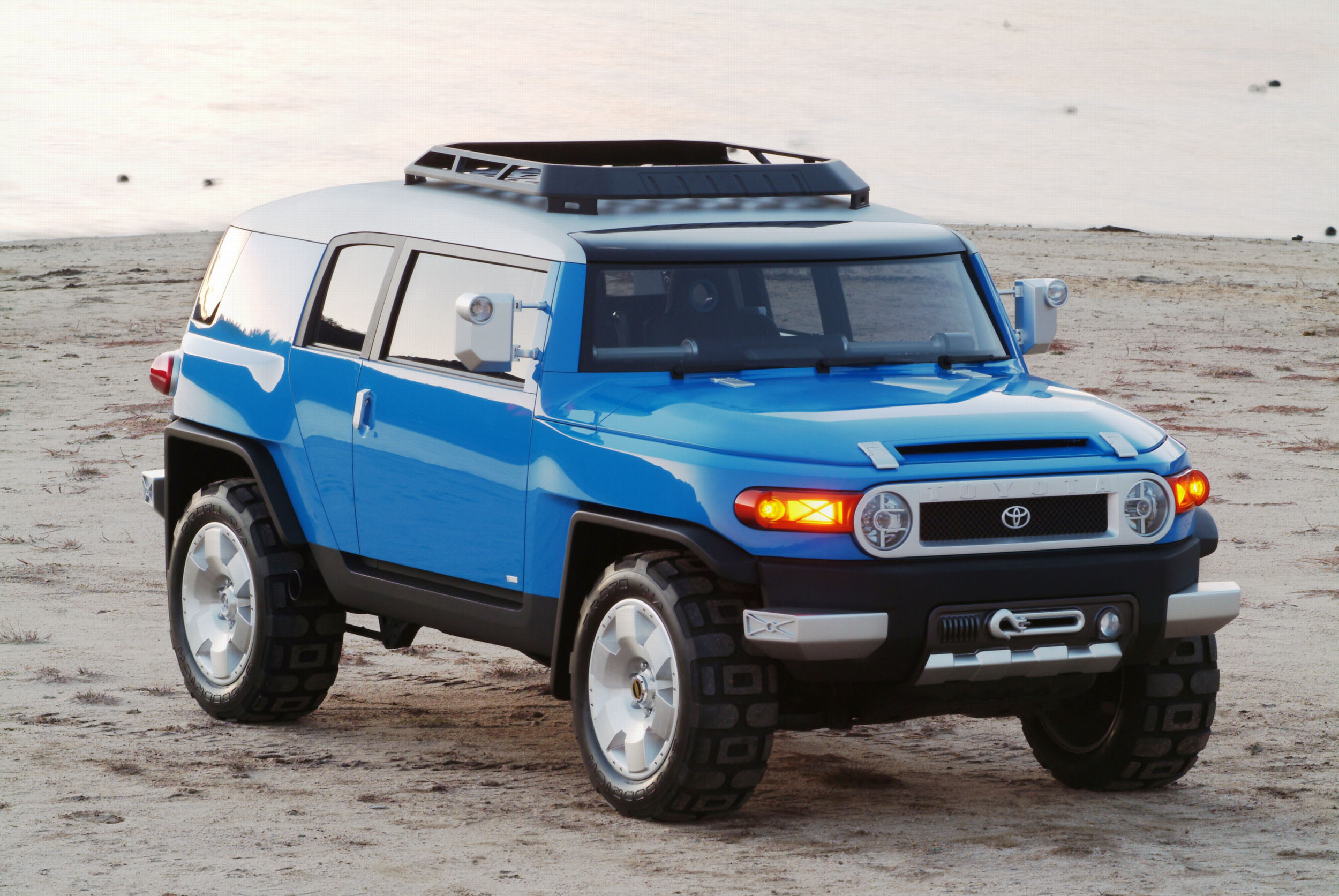 2003 FJ Cruiser Concept
